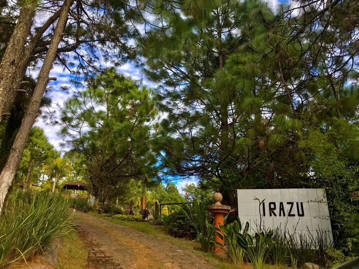 Villas y Campamentos Irazu