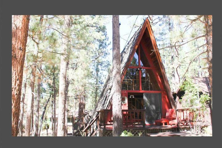 A-Frame of Mind - Adorable getaway! - Big Bear - House