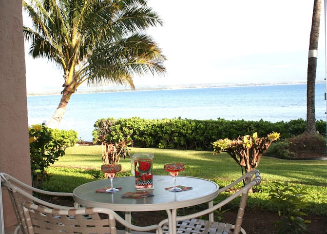 Amazing 2 Bedroom/2Bath Oceanfront Condo in Maui