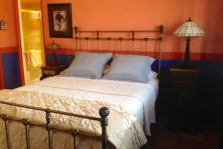 The Azure Gate: Sabino Room - Tucson