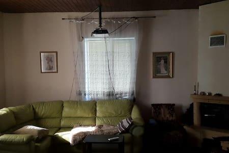 Отдых в 3-х этаж. загородном доме с лесом! - Pokrov - Haus