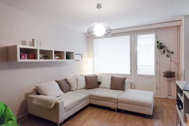 The Wilson Mansion 84m2, 3 Bedrooms - Helsinki-Vantaa - Apartemen
