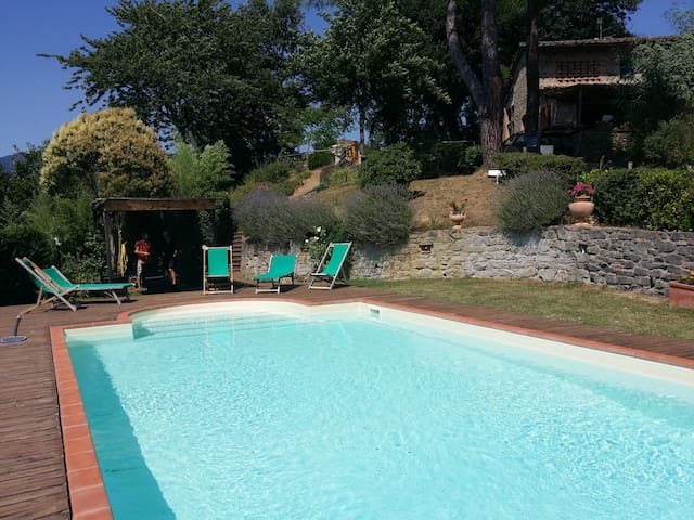 Tuscany Mugello-Florence villa&pool - Scarperia e San Piero - Rumah