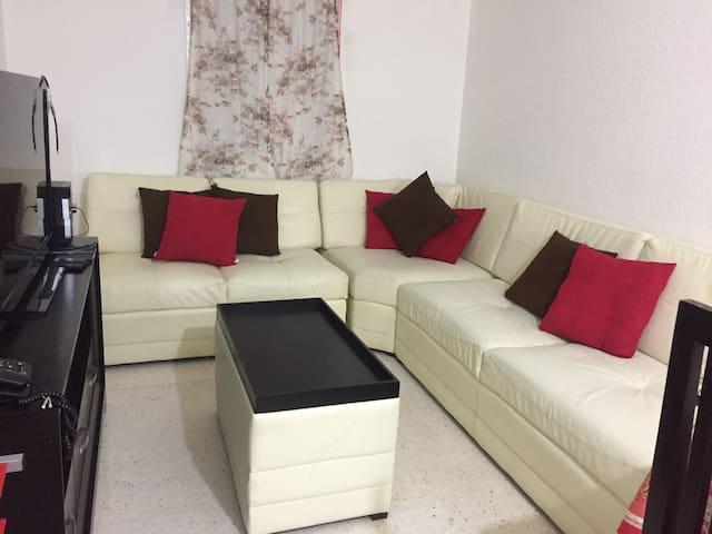 Confortable recámara a 4 calles  de Polanco