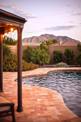 Private Luxury Guest House w/Pool - Gilbert - House