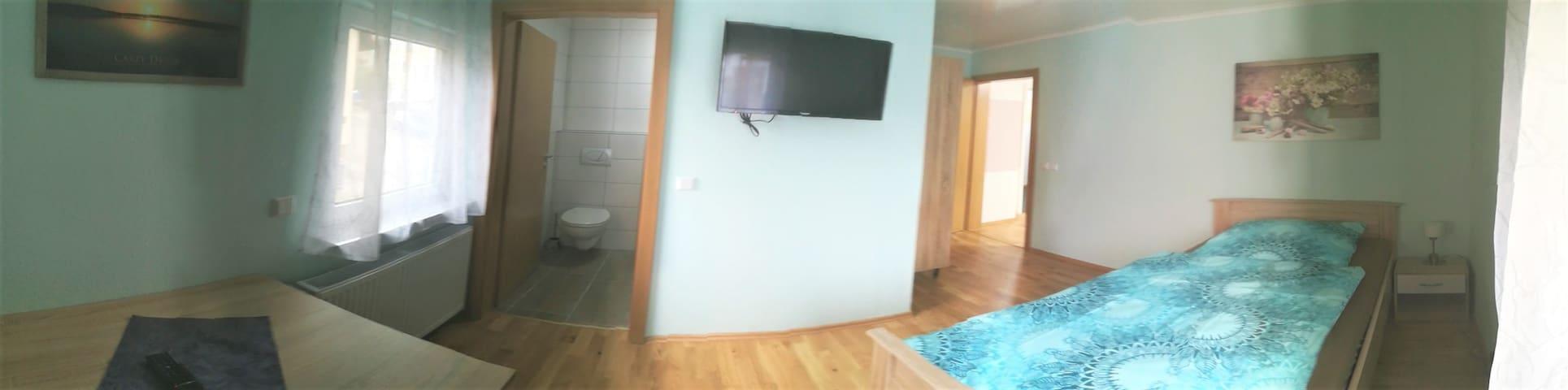 Gästezimmer 2 - Zur Müllerrei
