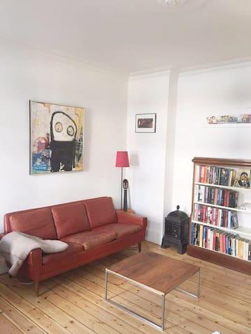 Apartment near airport shopping and Copenhagen C. - København - Apartment