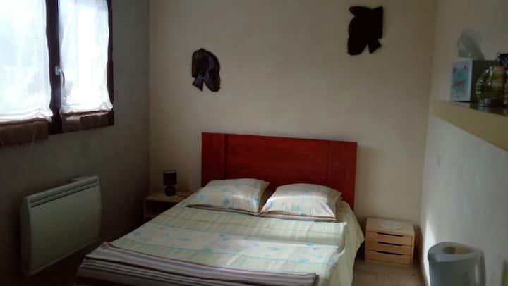Chambre à louer idéale saisonnier,
