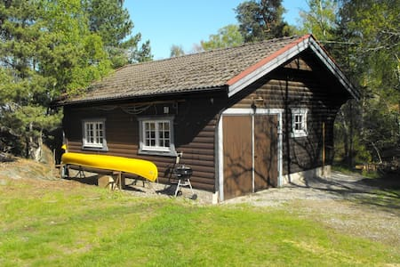 Small house, Tyresö brevik
