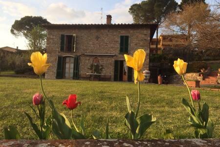 Chianti Classico bedroom for 2 - Bagno a Ripoli