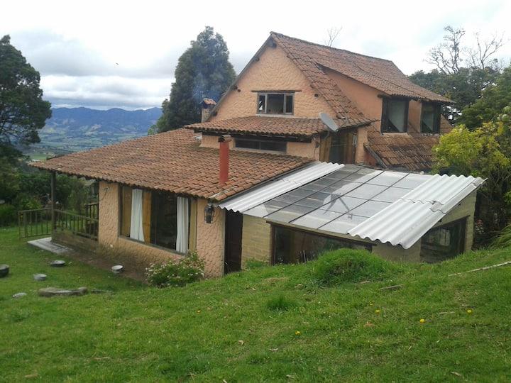 Acogedora casa rural