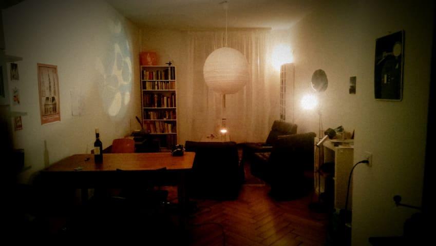 Gemütliche 3.5 Zi Wohnung in Kleinbasel - Basel - Wohnung