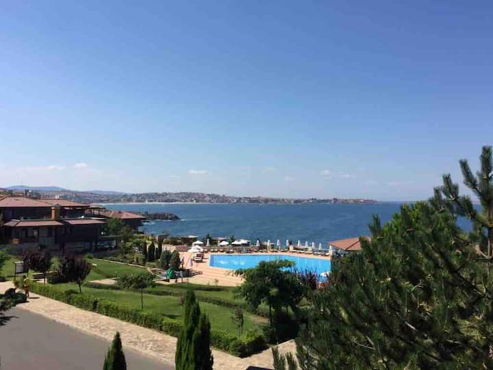 Guesthouse Sozopol, Great breathtaking view!