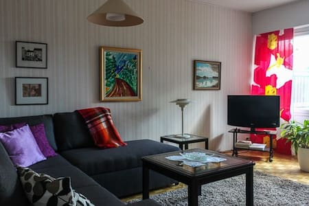 Cosy, one bedroom apartment with sauna