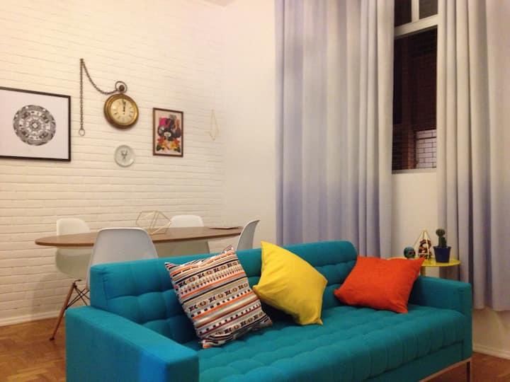 Single room.Quarto região centralBH
