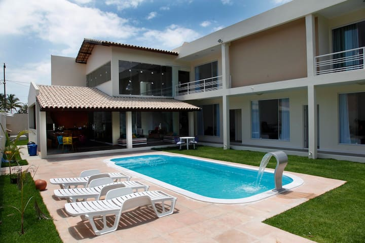 Casa de Alto Padrão na Bahia - Vera Cruz  - Casa