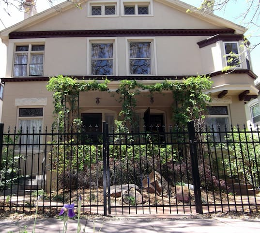 *Capital Hill Home Downtown 4bd/2ba - Denver - Haus