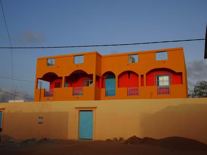 Jolie villa avec piscine - SALY PORTUDAL