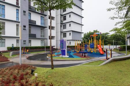 Lakeview Residency Cyberjaya, Selangor, Malaysia