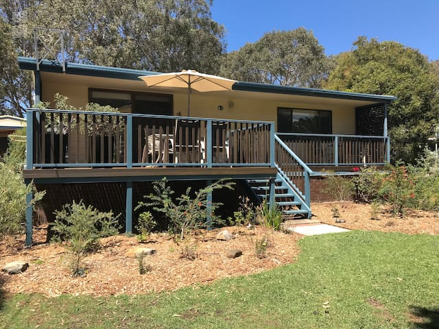 Family friendly and close to the beach!
