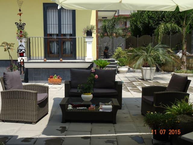 Villa Maria Pompei bilocale - Castellammare di Stabia - Apartament
