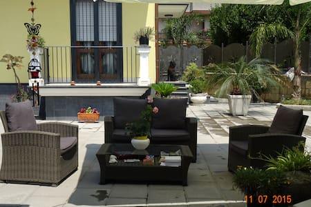 Villa Maria Pompei bilocale - Castellammare di Stabia