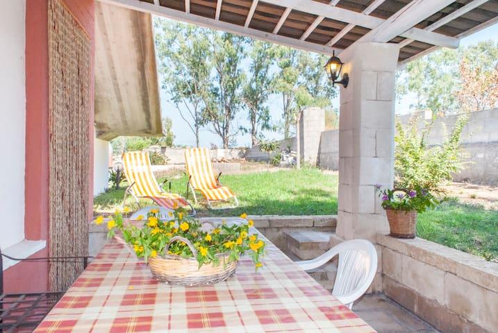 casa 2 villa con piscina salento - Specchia - Apartment