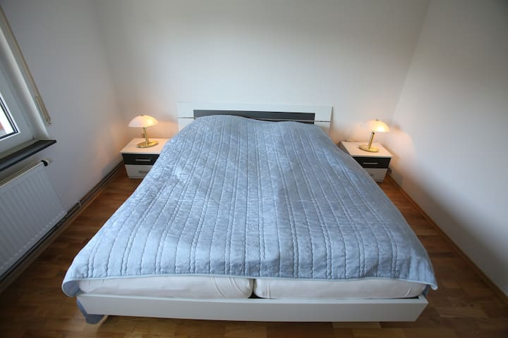 Comfy/W-LAN Flat, 15 min to fary - Bad Vilbel - Kondominium