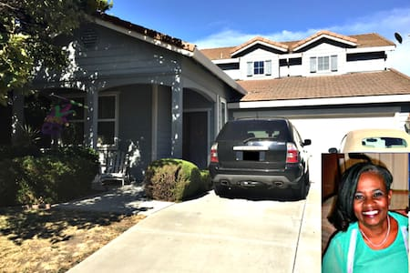 Adorable home in Elk Grove - Elk Grove - Dom