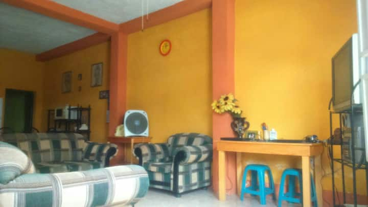Mi Casa en Agua Blanca, Jutiapa