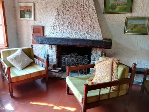 Villa Rustico stile Valsesiano