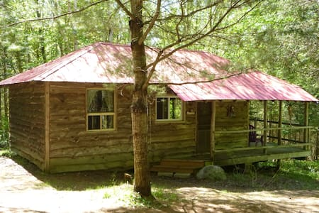 The Rustic Cabin - Off the Grid!!!