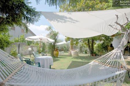 B&B Villa Carol-TOLLO 5 km dal mare - Tollo - Inap sarapan