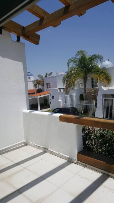 Vista de Balcón Rec. Ppal.