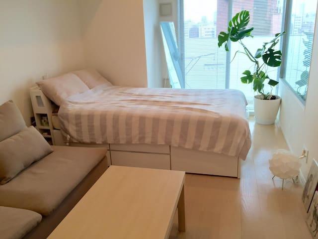 Modern Apart between Hiroo & Ebsiu - Shibuya - Wohnung