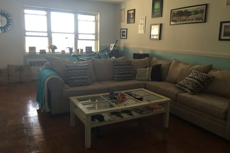 Beautiful Beach Front Apartment - Long Beach