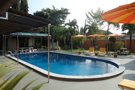 Lonops Paradise Pattaya/Thail. - Pattaya - Bed & Breakfast