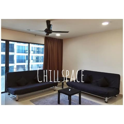 Klang Luxury Homestay near I-City - Shah Alam - Flat