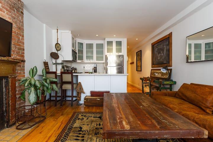 Large 1 Bedroom Apartment - SoHo / Nolita