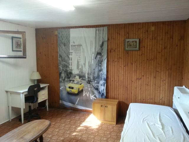 chambre meublée privée proche UTT IUT hopital