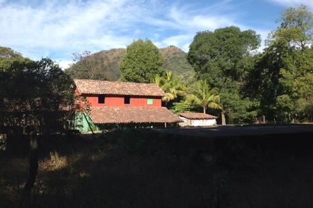 Bella centenaria casa hacienda - Ház