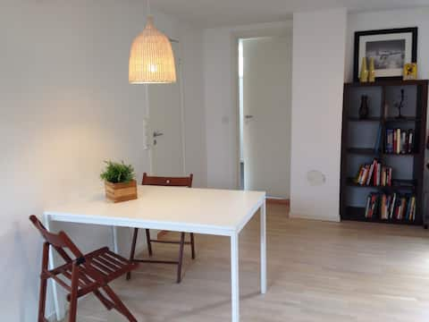 4 bed newly renovated apartment