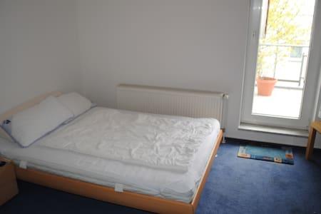 Helle Wohnung in Hannover-Stöcken - Apartamento