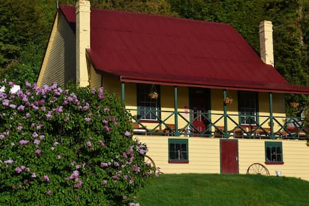 Remote Lakeside Heritage Lodge - Kinloch