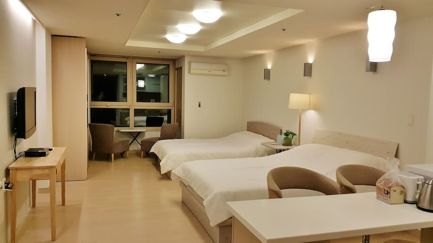 Grace room [Haeundae beach in 5min]