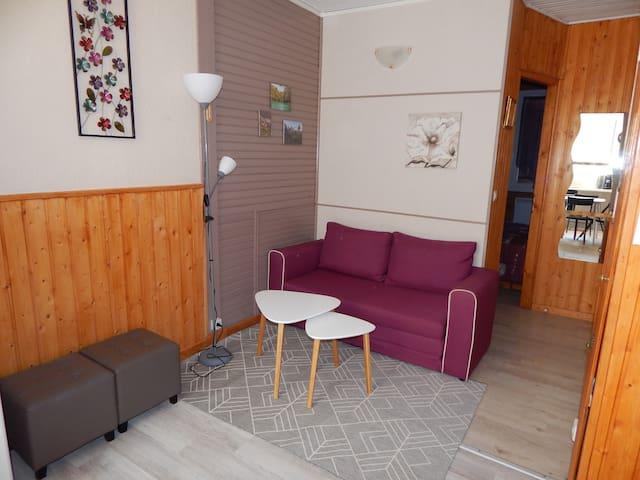 Appartement classé 2*, 2 chambres