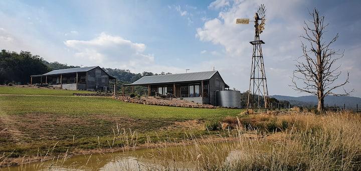 Macedon Ranges - Fellcroft Farmstay - Kingfisher