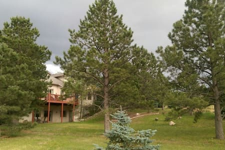 4bdrm: Mountain Escape, close to AFA - Monument - House