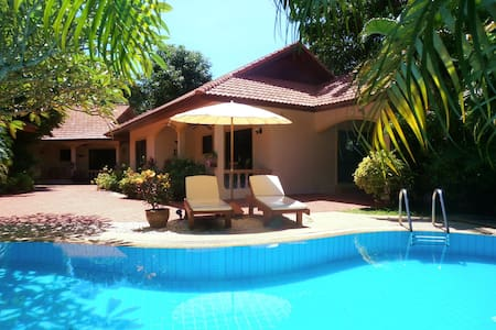 TROPICAL VIP  Coconut Lagoon 2 Bedroom Pool Villa.