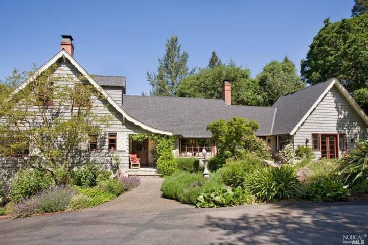 Healdsburg Wine Country Sanctuary - Forestville - House